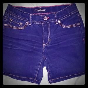 Girls jordache shorts